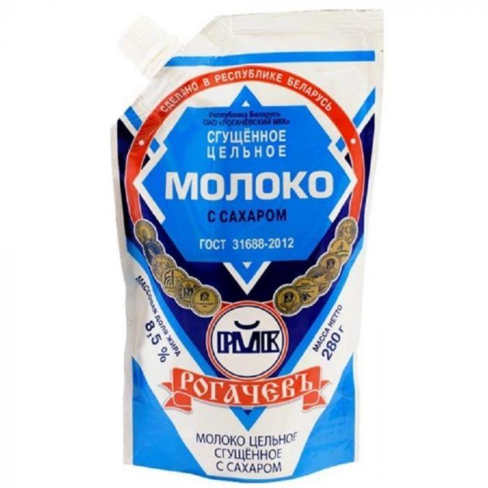 Rogachev co. Sweetened condensed milk with sugar 8.5% fat 280g