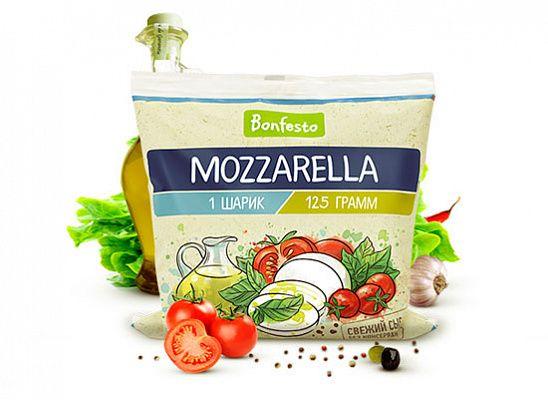 Bonfesto Mozzarella balls -125g