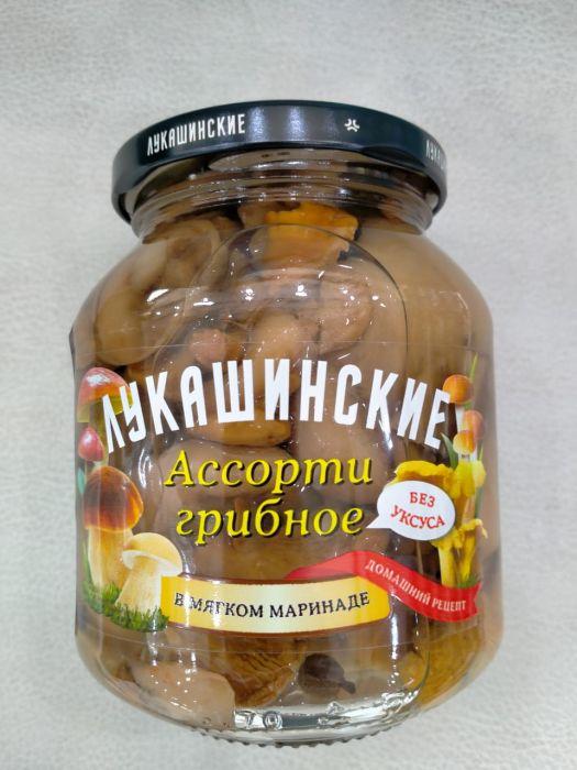 mushrooms  marinated assorted mushrooms,340gr