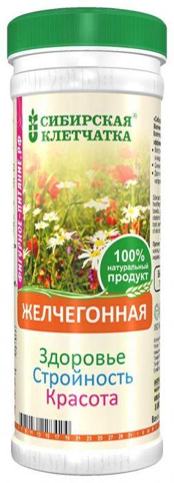 100% NATURAL SIBERIAN DIETARY FIBER choleretic 350g