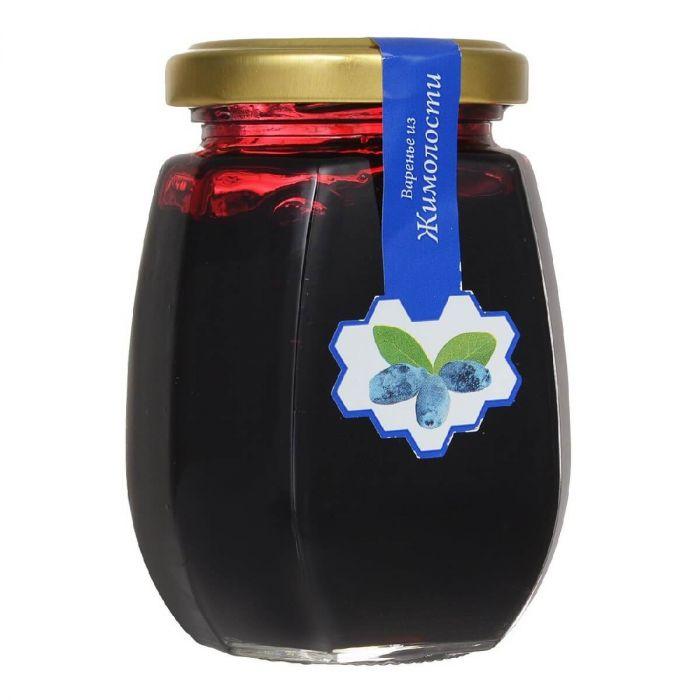 kostroma homemade jam Honeysuckle  220g