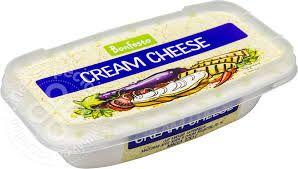 Cream cheese ( natural ) 170g