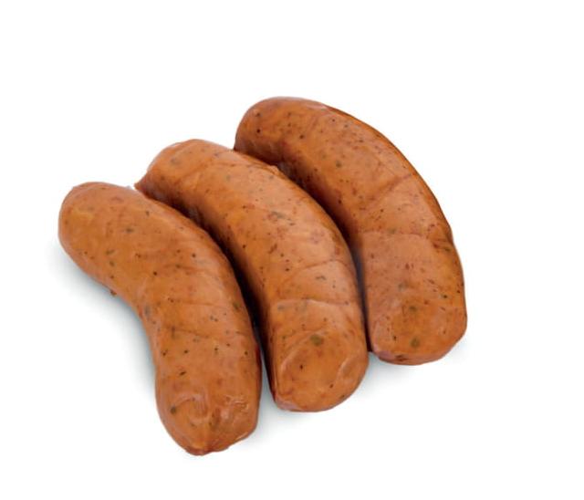 "Syaivir turkey semi-smoked wurst ""rustic"",500 gr"