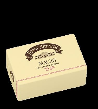 Brest Litovsk Butter 72.5% 180g