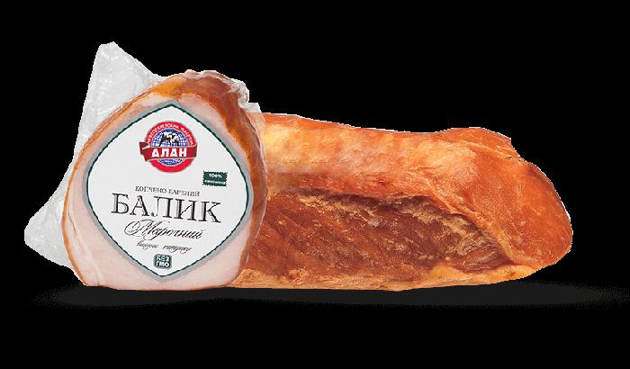 Alan smoked Balyk 500g (pork)