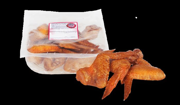 Alan Smoked Chiken wings 500g