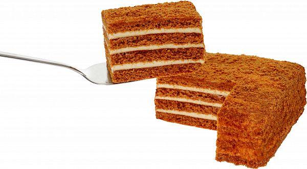 "MIREL cake ""Honey cake with sour cream"" 550gr"