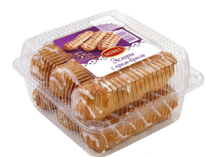 Mirel Eclairs with custard  180г