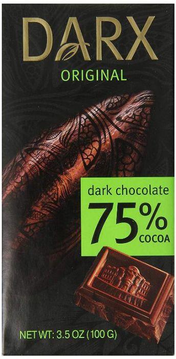 DARX original 75% dark 100g