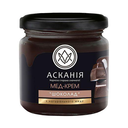 CREAMY HONEY WITH CHOCOLATE  250 G