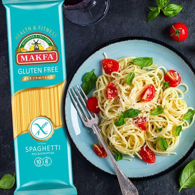 Makfa Gluten Free Spaghetti (corn and rice flour) 300g