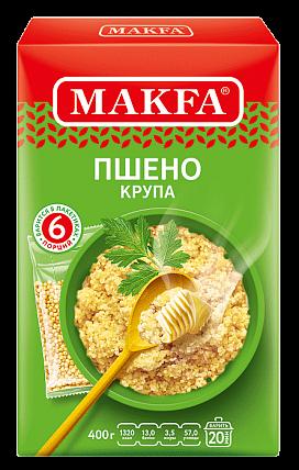 Makfa Polished millet cereal 400g