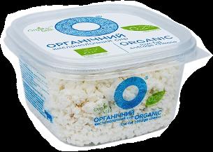 Organic Cottage cheese 0.2% 300g