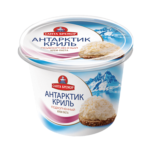 "Pasta ""Antarctic-Krill smoked"" 150g"