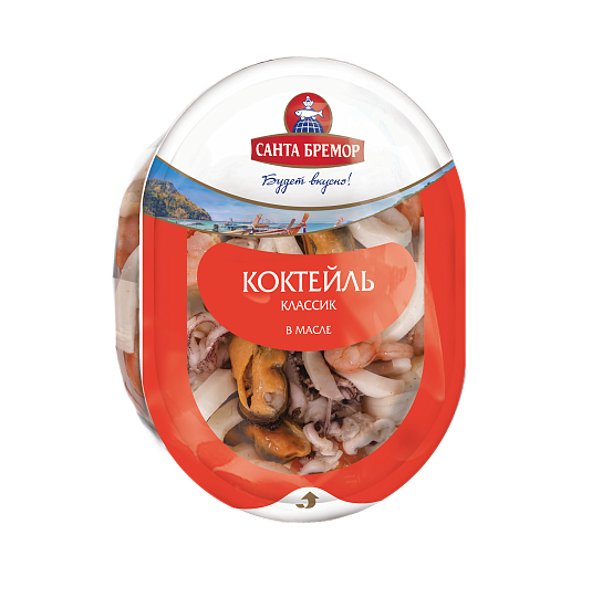 Seafood Cocktail 200g