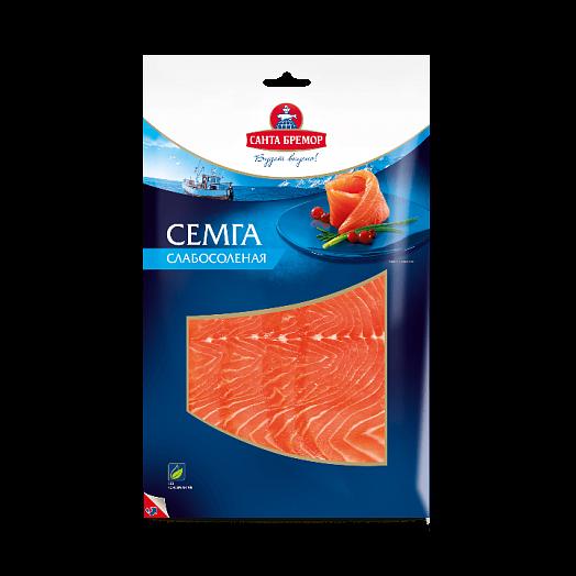 Santa Bremor salmon cooled, slightly salted 100g