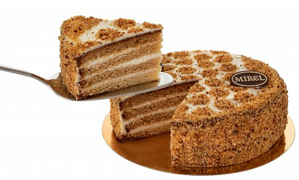 "MIREL Cake ""Honey Sour Cream"" 650 gr"