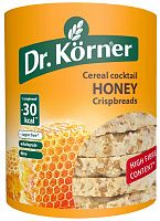 Dr.Korner crispbread Honey  90g