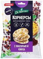 Dr.Korner whole grain chips beans&quinoa 50g