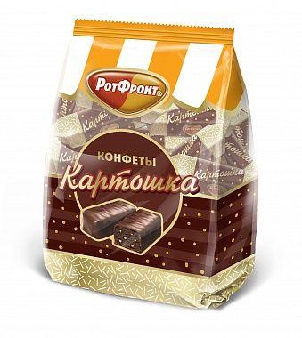 "RotFront chocolate candies ""potato"" 200g"