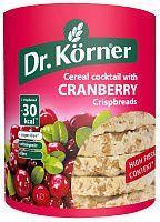 Dr.Korner Crispbread Cranberry  100g