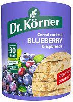Dr.Korner Crispbread Blueberry 100g