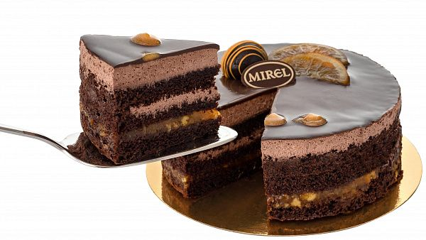 Mirel Cake Chocolate orange 850g