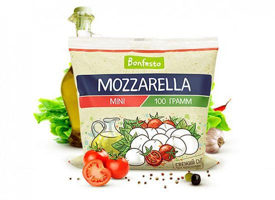 Bonfesto Mozzarella balls mini  -100g