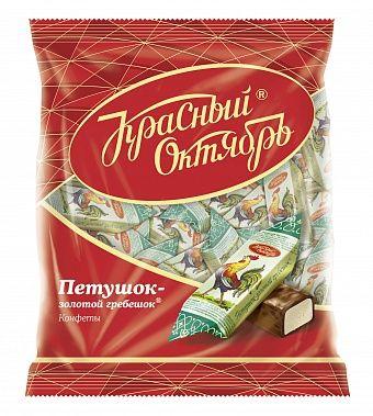 Krasny Oktyabr Chocolate candies Cockerel 250g