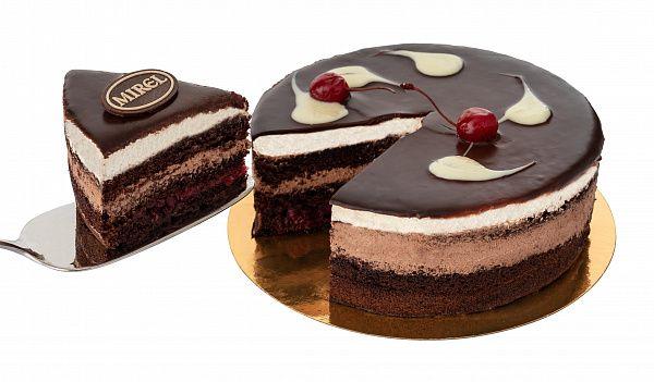 Mirel  cake Schwarzwald (black forest) 950g