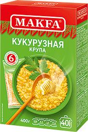 Makfa corn grits 400g