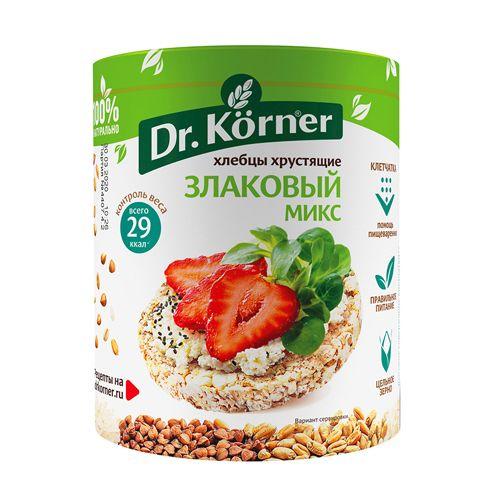 Dr.Korner crispbread Grain mix 90g
