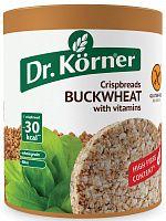 Dr.Korner Crispbread buckwheat with vitamins 100g