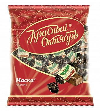 Krasny Oktyabr Chocolatecandies  Mask 250g