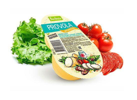 Bonfesto   Provola Affumicatad smoked cheese 235g