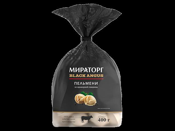 Miratorg Dumplings Black Angus beef 400g