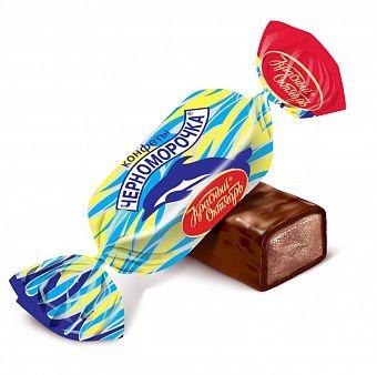 """Weight Chocolate candies """"chernomorochka"""" 1kg-7.50jd"""