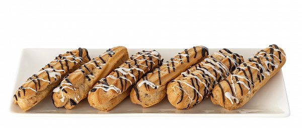 Mirel Eclairs with boiled condensed milk 200g