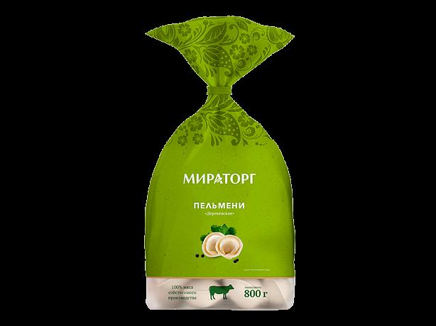 Miratorg Dumplings Halal Homemade 800g (beef)
