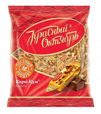 Krasny Oktyabr Chocolate candies Kara - Kum 250g