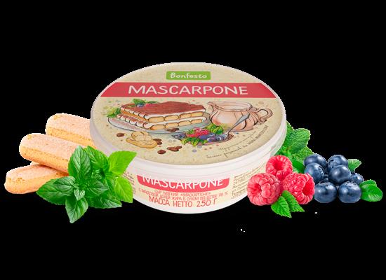 Bonfesto  Mascarpone 250g fat content 78%