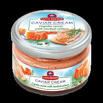 Santa Bremor Caviar Cream with Smoked Salmon180Gr