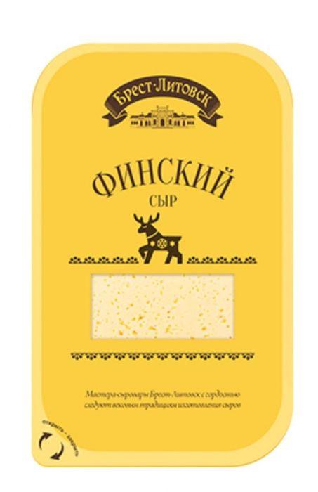 Brest Litovsk (slices)  Cheese Finnish 150g