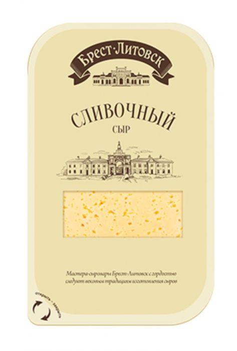 Brest Litovsk (Slices) Creamy cheese 150g