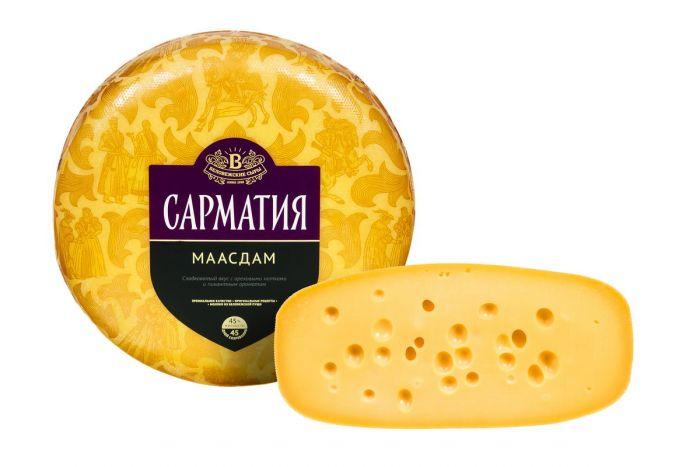 weight cheese Masdam 1kg-12.50jd