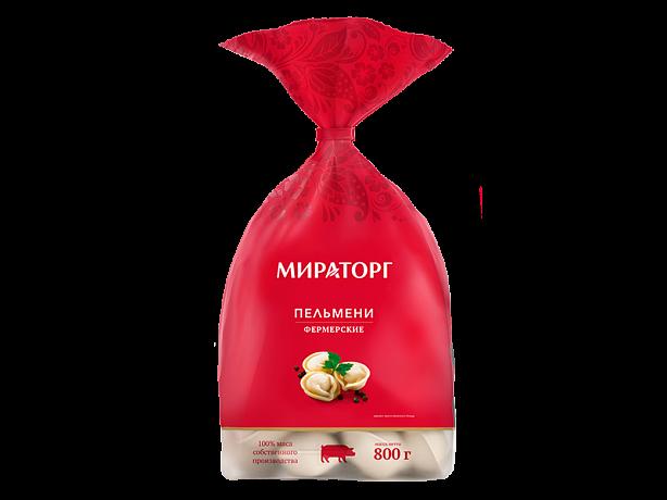 Miratorg dumplings 800g beef