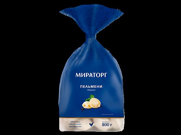 Miratorg Dumplings 800g (chicken)