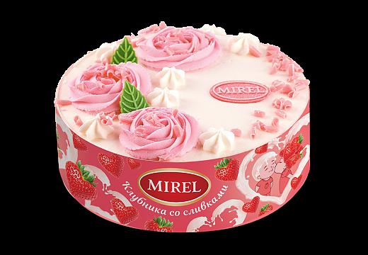 Mirel Cake Strawberry with creame 800g